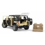 Bruder Jeep 02525