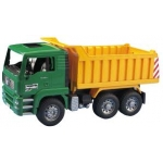 Bruder MAN billenőplatós teherautó 02765