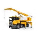 Bruder Scania Liebherr daru 03570