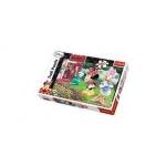 Trefl Minnie egér virágot öntöz 160 db-os puzzle 15328
