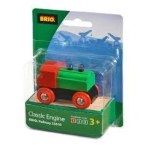 Brio Hagyományos mozdony 33610