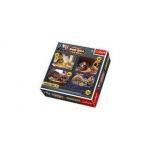 Trefl Star Wars Angry Birds 4az1-ben puzzle 34226