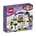 LEGO® Friends  Emma fotóstúdiója 41305