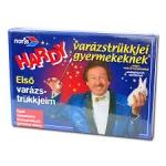 Noris Hardy varázstrükkjei gyermekeknek 606325505