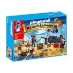 Playmobil Adventi naptár - Kalózok álma, Bőségsziget 6625