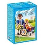 Playmobil Tolószék segít a gyógyulásban 6663