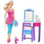 Barbie Lehetnék rajztanár 6933 Eredeti bolti fogyasztói ár: 6.990 Ft