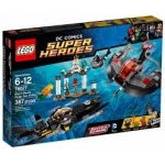 Lego Super Heroes Fekete Manta mélytengeri támadása 76027