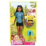 Barbie a tábortűznél FDB43
