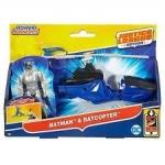 DC Comics Az Igazság Ligája Batkopter közepes figura FGP34