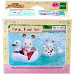 Sylvanian Families Úszó kacsa szett SLV2885
